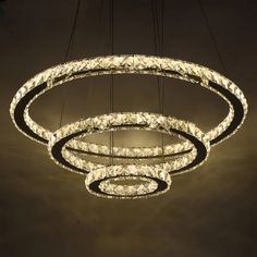 Modern LED Crystal Chandelier Lights Lamp For Living Room Cristal Lustre Lighting Pendant Hanging Ceiling Fixtures. Click visit to buy Ring Chandelier, Crystal Chandelier Lighting, Chandelier For Sale, Modern Chandelier, Pendant Lamp, Ceiling Chandelier, Ceiling Pendant, Hanging Chandelier, Wall Mounted Lamps