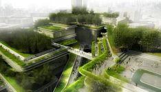 Chengdu City Music Hall Complex - e-architect