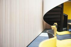 A Contemporary Renovation for a Classic Mayfair Office / Brady Mallalieu Architects © David Jensen Photography