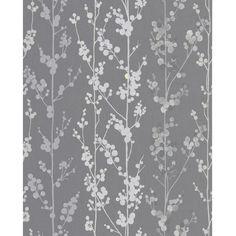 "Graham & Brown Majestic 33' x 20"" Floral and Botanical Wallpaper | AllModern"
