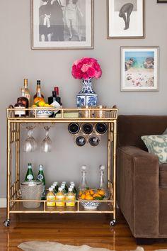 How to Create a Stylish Home Bar