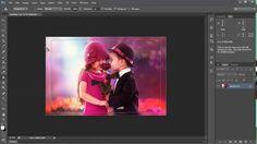 Photoshop CS6   How to Create Border Effect Tutorial