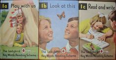 Ladybird Peter & Jane books!
