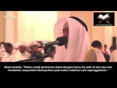 Surah Ta-Ha (1-64) - Khaled Al Juhaim dengan Terjemahan Bahasa Indonesia - YouTube