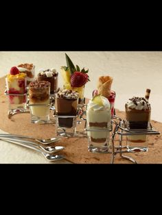 Seasons 52 desserts