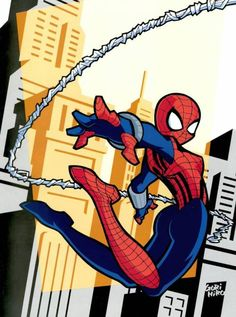 Spidergirl Art