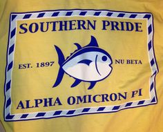 southerndirection:    AOII Southern Pride!