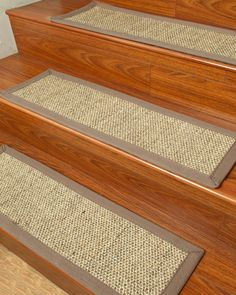 DIY | Carpet Treads, Sisal And Traditional