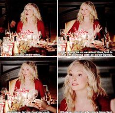 """#TVD 6x08 """"Fade Into You"""" - Caroline"""