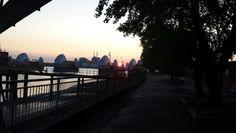 Sunrise at charlton.