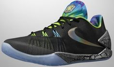 The onslaught of new stuff you'll see in the 2015 All-Star Game continues, with the unveiling of the Nike Hyperchase to be worn by James Harden.