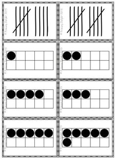 Practice number sense with Subitizing War