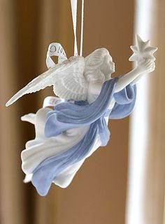 Two things I collect in one: Wedgwood and Angels