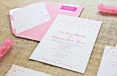 Confetti Inspiration to Dress Up the Wedding   OneWed