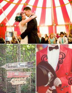 Circus Wedding <3