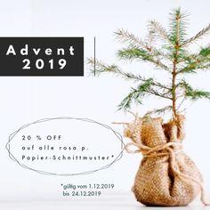 20% Rabatt auf alle rosa p. Papierschnittmuster vom 1. bis 24. Dezember 2019 Letter Board, Lettering, Sew Dress, December, Tutorials, Drawing Letters, Brush Lettering