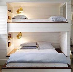 Cozy room, bunk bed