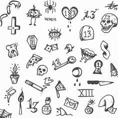Movie Tattoos, 13 Tattoos, Flash Tattoos, Word Tattoos, Unique Tattoos, Cute Tattoos, Small Tattoos, Sleeve Tattoos, Tattoos For Guys
