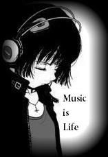 Anime Music Is My Life | Music is my life ... Is it yours too?
