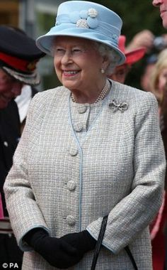 Queen Elizabeth, August 4, 2014 in Rachel Trevor Morgan | Royal Hats......Posted on August 6, 2014 by HatQueen.....On Monday, following the World War I commemoration service at Crathie Kirk, Queen Elizabeth visited the 150th Anniversary Turriff Agricultural Show in Turriff, Aberdeenshire.