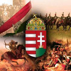 """/ Ha békét akarsz, készülj a háborúra. Hungary History, Hungary Travel, Family Roots, Freedom Fighters, Budapest Hungary, My Heritage, Coat Of Arms, Holy Spirit, Pictures"