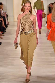 Ralph Lauren Spring 2015 RTW - Runway — Vogue