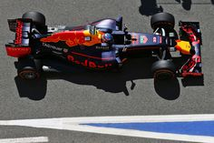 Formula One World Championship 2016, Round 5, Spanish Grand Prix, Barcelona, Spain, Friday 13 May 2016 - Max Verstappen (NLD) Red Bull Racing RB12.   Formule1.nl