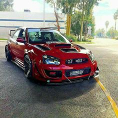 Subaru Impreza WRX STi blobeye