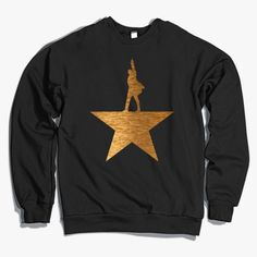 Hamilton Musical Crewneck Sweatshirt | Customon.com