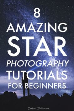 8 guides and tutorials for taking great star photos: I experimented a little with star photography, but didn't really understand it. So I found these awesome guides (written and video) to learn how to take some really cool star photos. Check em' out & share 'em around!