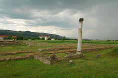 Ulpia Traiana Sarmizegetusa ruins