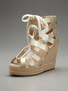 Dolce Vita Shoes  Jianna Espadrille Wedge Sandal (Front)