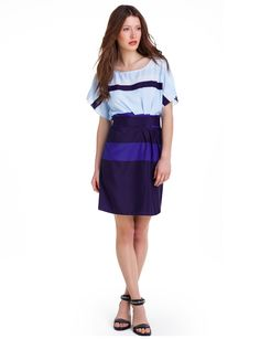 me gusta! Dresses for Women: Forenza Side-pleat Dress: The Limited