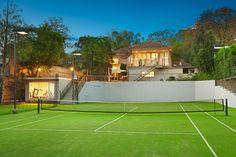 Toorak | Kay & Burton Tennis, Mansions, Street, House Styles, Home Decor, Decoration Home, Manor Houses, Room Decor, Villas