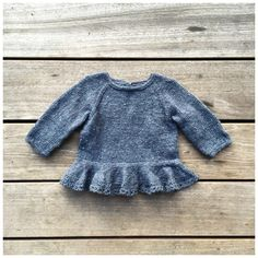 Knitting for Olive: AGNES' BLUSE strikkeopskrift
