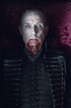 Underworld Bill Nighy as 'Viktor' - he plays this part perfectly ruthless!