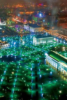 Grozny RUSSIA