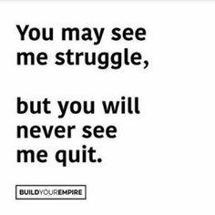 Winners never quit! #theconfidenceclassroom  #confidence  #motivation  #coach  #entrepreneur