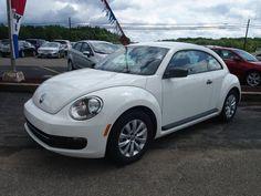 2014 Volkswagen Beetle, 7,580 miles, $17,995.