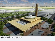 Mosque Architecture, Art And Architecture, Beautiful Mosques, Outdoor Furniture Sets, Outdoor Decor, Building Designs, Thesis, Worship, Places