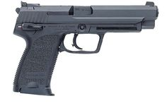 The Heckler & Koch USP and the Evolution of the H&K .45 Auto Caliber Handguns