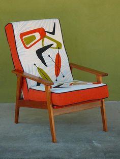Love this retro chair