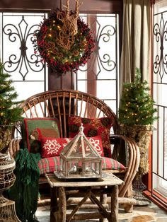 Christmas Decorations Home Design Ideas, Pictures, Remodel and Decor