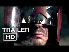 Dredd 3D Official Trailer #1 (2012) - Karl Urban Movie HD