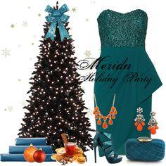 Merida Holiday Party