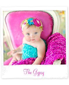 The Gypsy Headband - NEW!