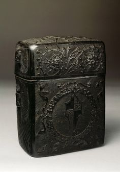 Book Box, 1475-1500. Leather, Venice. Held in a private collection