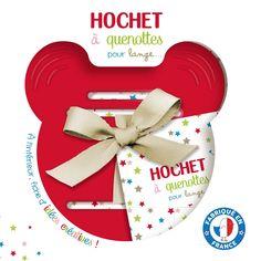 Hochet A Quenottes ROUGE PASSION