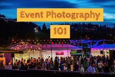 Learn how to improve your event photography skills with these tips on how to shoot with better cameras, lenses, shot lists, and more. Photo Exhibit, Best Camera, Event Photography, Improve Yourself, Cameras, Filters, Lenses, Travel, Tips