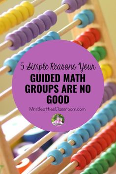 Guided Math is a fantastic teaching structure, but your groups don't work. Here are five simple reasons your Guided Math groups are no good. Classroom Management Strategies, Teaching Strategies, Classroom Resources, Math Resources, Teaching Math, Math Activities, Guided Math Groups, Group Dynamics, Primary Maths
